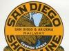 San Diego & Arizona Railway Logo