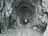 Tunnel Under Construction, 1918