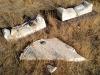 Broken Hebrew Stone