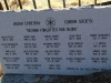 Names of Those Buried